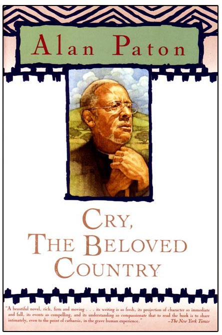 an analysis of the character of stephen kumalo in the novel cry the beloved country by alan paton Cry, the beloved country : the reverend stephen kumalo (information taken from alan paton: a biography by peter f alexander.